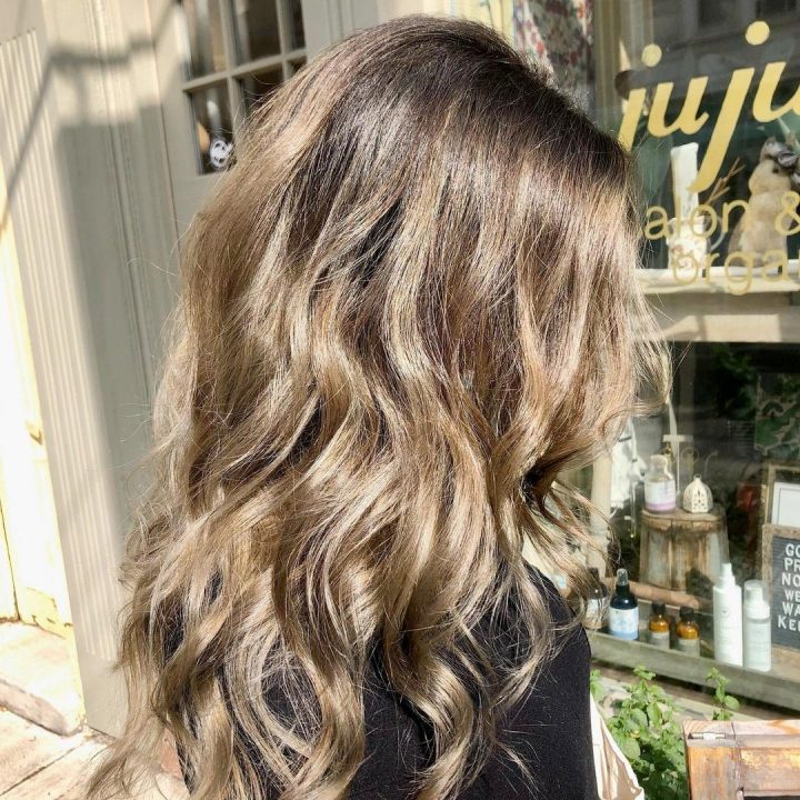 Color trends at Juju Salon in Philadelphia